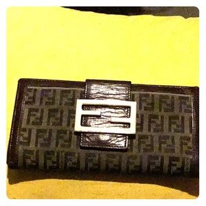 Super cute Fendi wallet